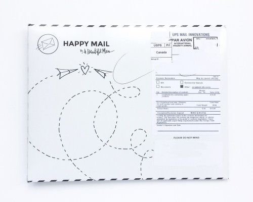 Happy Mail Review + Free Month Offer – March 2016
