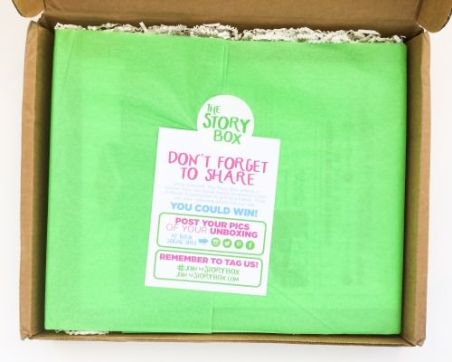 The Story Box Review + Coupon Code – March 2016