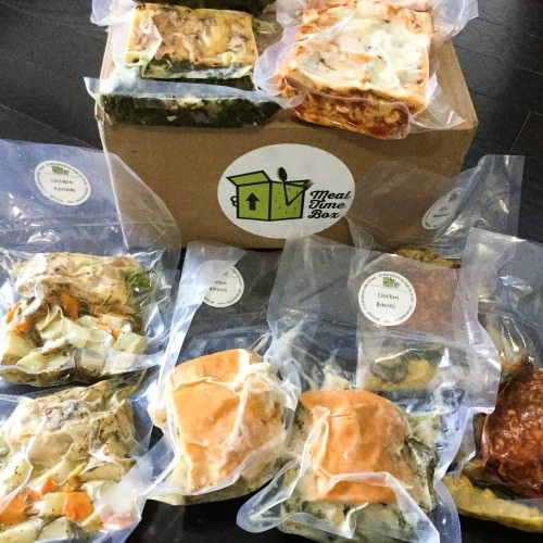 Meal Time Box Review + Promo Code – March 2016