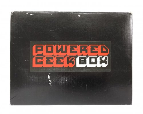 Powered Geek Box Review + Coupon Code – March 2016