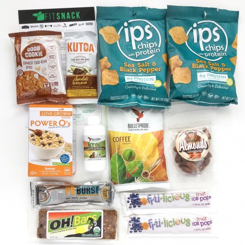 Fit Snack Review + 50% Off First Month – March 2016