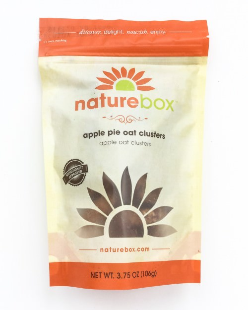 NatureBox Review + 50% Off Your First Box – April 2016