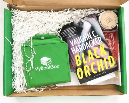 MyBookBox Review + Coupon Code – March 2016