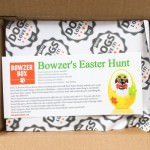 Bowzer Box Review + Discount Code – March 2016