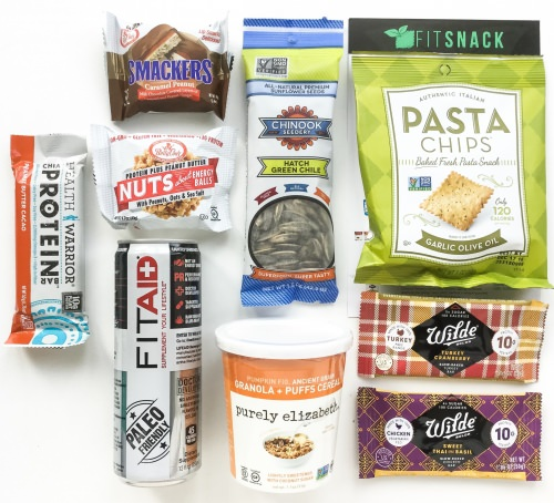 Fit Snack Review + 50% Off First Month – April 2016