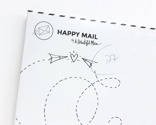 Happy Mail Review + Coupon Code – April 2016