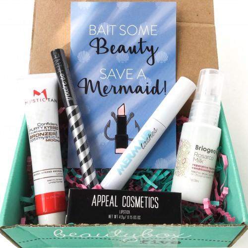 Beauty Box 5 Review – May 2016