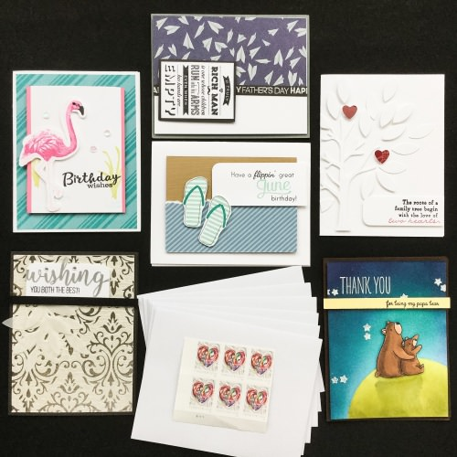 Handmade Happy Mail + Coupon Code & GIVEAWAY – June 2016