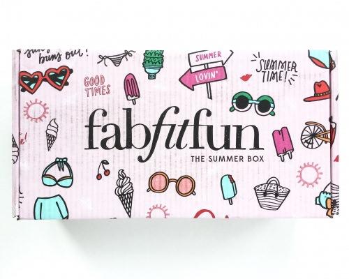 FabFitFun Subscription Box Review + Coupon Code – Summer 2016