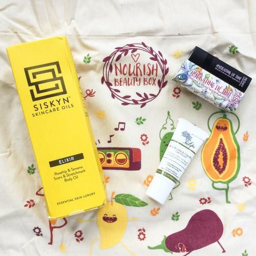 Nourish Beauty Box Review – June 2016