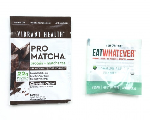 Vegan Cuts Snack Box Review – May 2016
