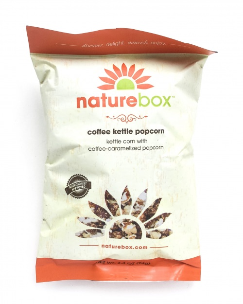 NatureBox Review + Get Your First Box for FREE – May 2016