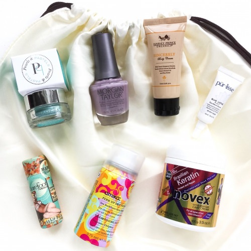 Luxe Box Subscription Box Review – Summer 2016
