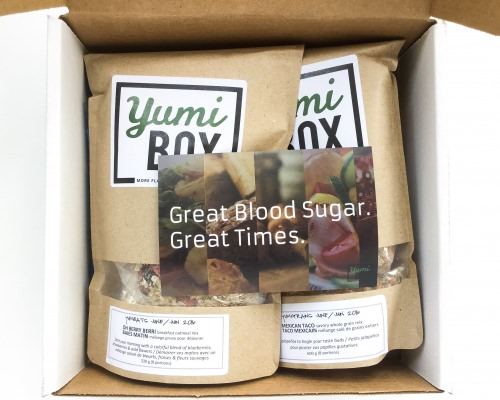 YUMiBOX Review + Promo Code – June 2016
