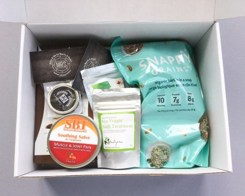 FitBox Subscription Box Review – July 2016