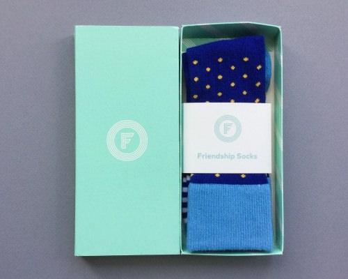 Friendship Socks Subscription Box Review – June 2016
