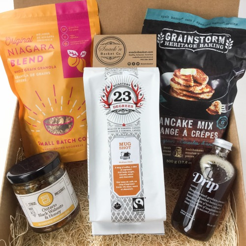 Snack'n Basket Co. Review + Promo Code – July 2016