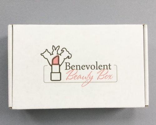 Benevolent Beauty Box Review + Coupon Code – July 2016