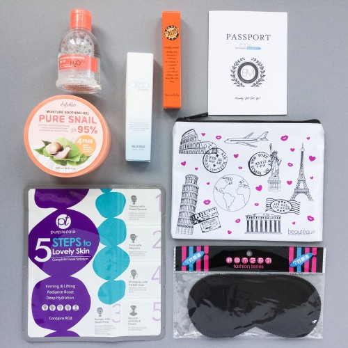 Beauteque BB Bag Review + Coupon Code – July 2016