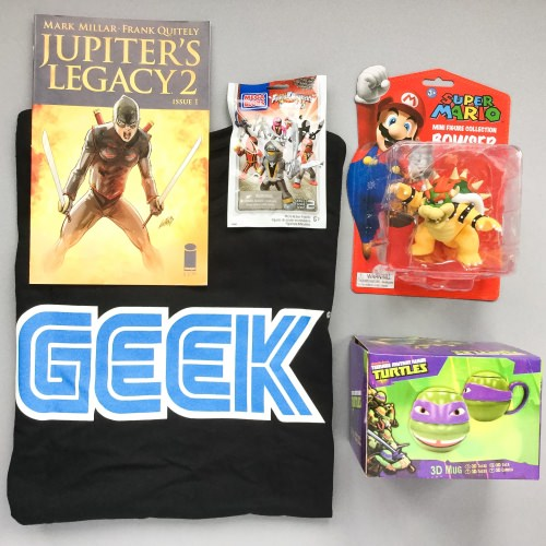My Geek Box Review – July 2016