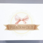 Put a Bow On It Subscription Box Review + Coupon Code – August 2016