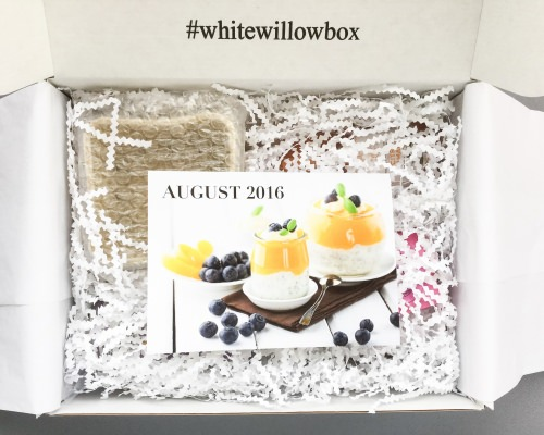 White Willow Box Review – August 2016