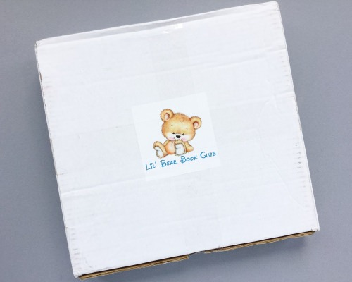 Lil' Bear Book Club Review + Coupon Code – August 2016