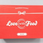 Love With Food Subscription Box Review + Promo Code – August 2016