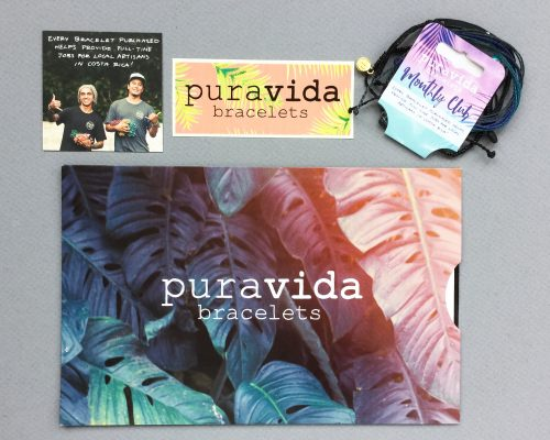 Pura Vida Monthly Club Review + Promo Code – August 2016
