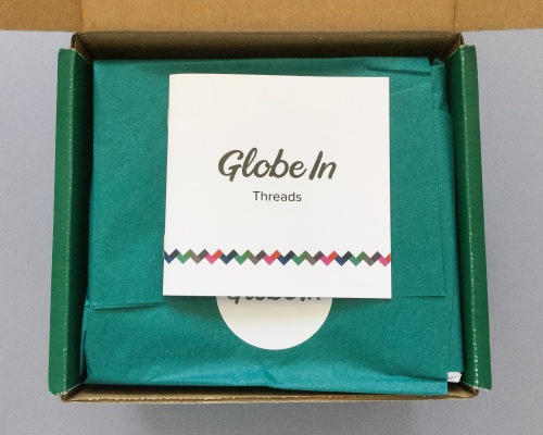 GlobeIn Artisan Box Review + Coupon Code – September 2016