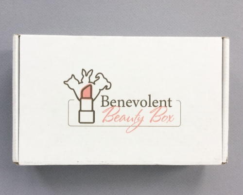 Benevolent Beauty Box Review + Coupon Code – August 2016