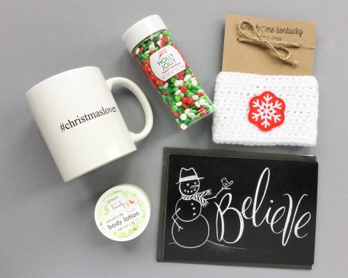 My Christmas Crate Subscription Box Review Coupon Code August 2016