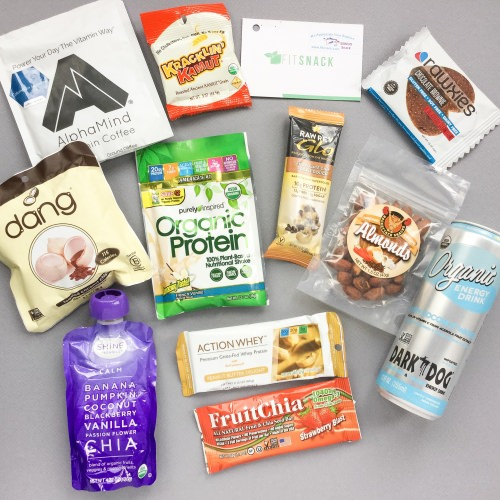 Fit Snack Review + 50% Off First Month – September 2016