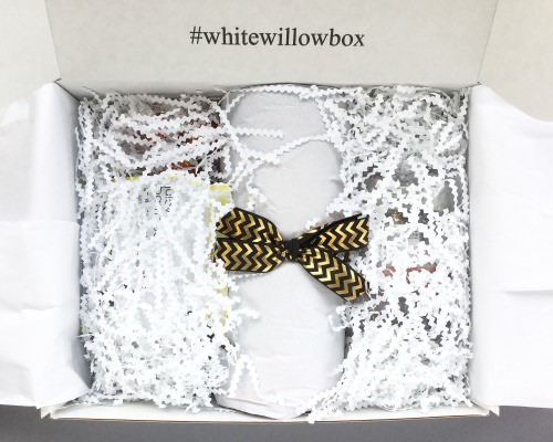 White Willow Box Review – October 2016