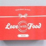 Love With Food Subscription Box Review + Promo Code – October 2016