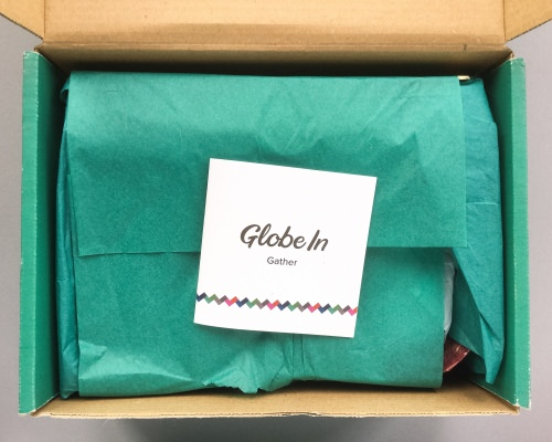 GlobeIn Artisan Box Review + Coupon Code – October 2016
