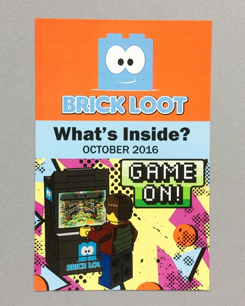 Brick Loot Review + Coupon Code – October 2016