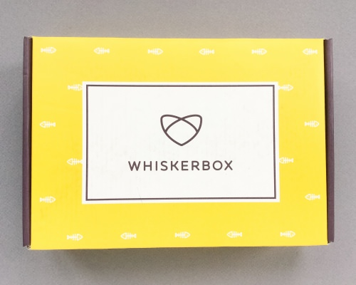 WhiskerBox Subscription Box Review + Coupon Code – October 2016