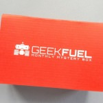 Geek Fuel Subscription Box Review – October 2016