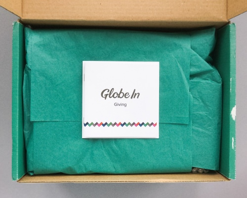 GlobeIn Artisan Box Review + Coupon Code – November 2016