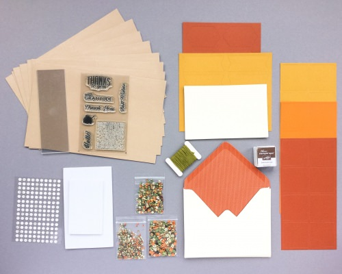 Paper Pumpkin Review – October 2016