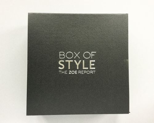 Rachel Zoe Box of Style Review + Promo Code – Fall 2016