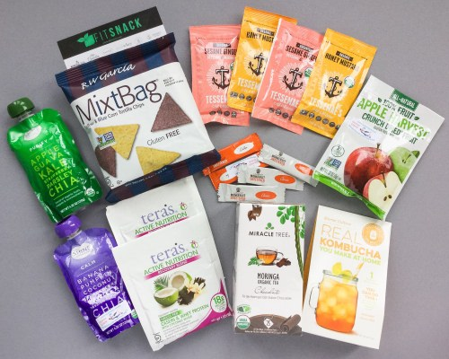 Fit Snack Review + 50% Off First Month – October 2016