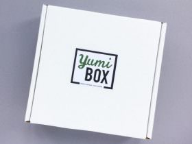 YUMiBOX Subscription Box Review – December 2016