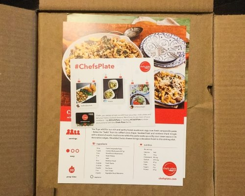 Chefs Plate Review + Promo Code – December 2016