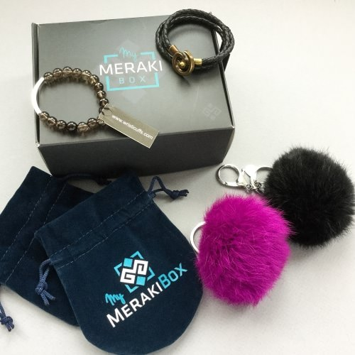 My Meraki Box Review + Coupon Code – January 2017