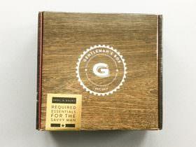Gentleman's Box Review + Coupon Code – December 2016