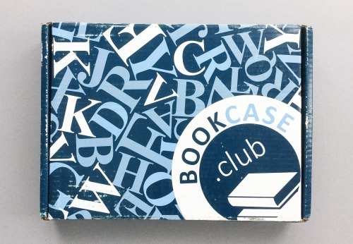 BookCase.Club Subscription Box Review + Coupon Code – December 2016