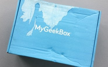 My Geek Box Review – December 2016