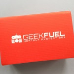 Geek Fuel Subscription Box Review – January 2017